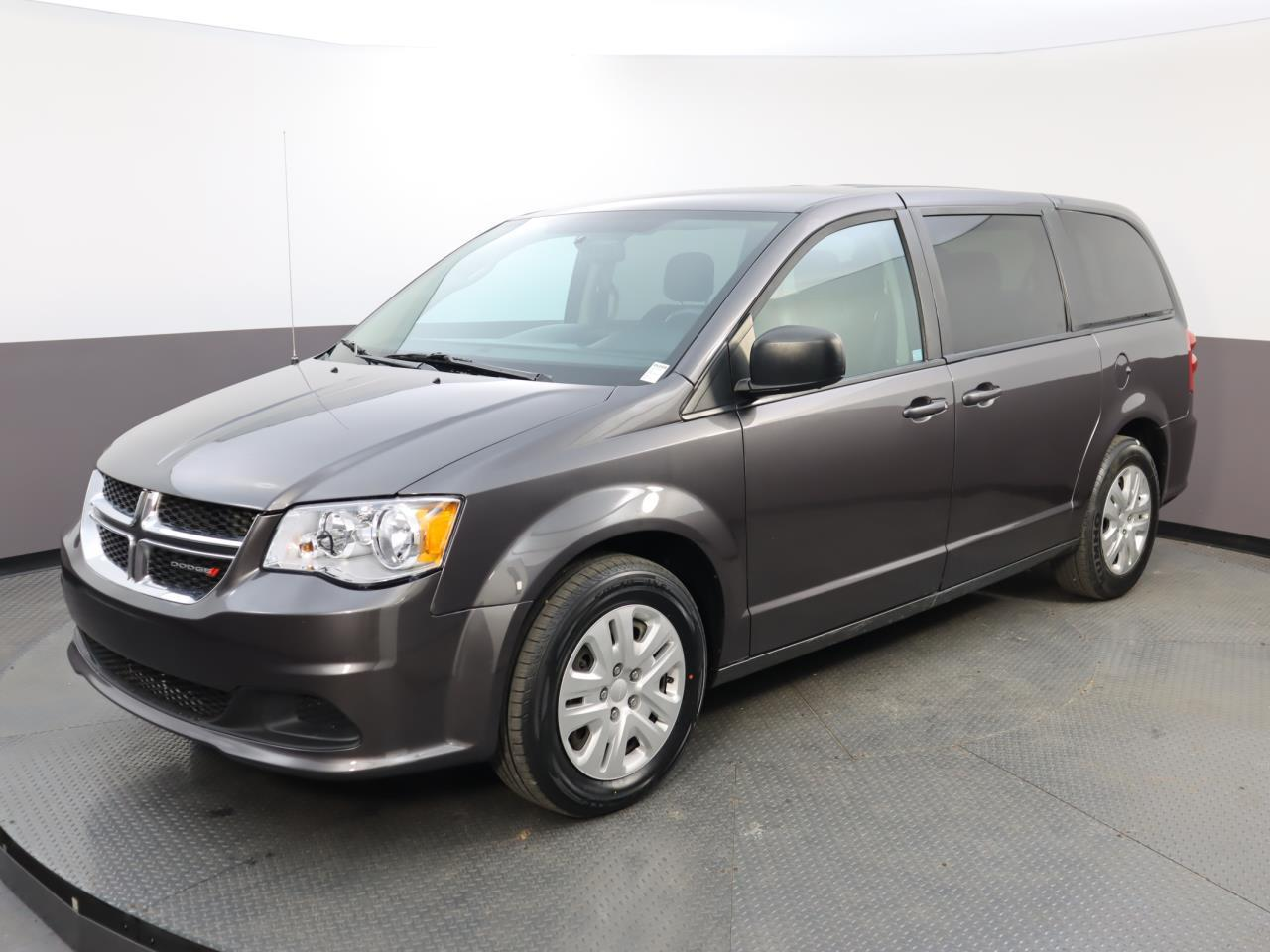 Used DODGE GRAND-CARAVAN 2018 MIAMI SE