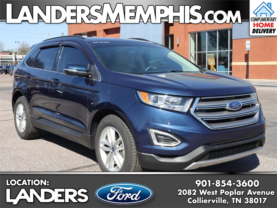 Ford Edge Between 10 001 And 15 000 For Sale Near Collierville Tn Landers Chrysler Dodge Jeep Ram