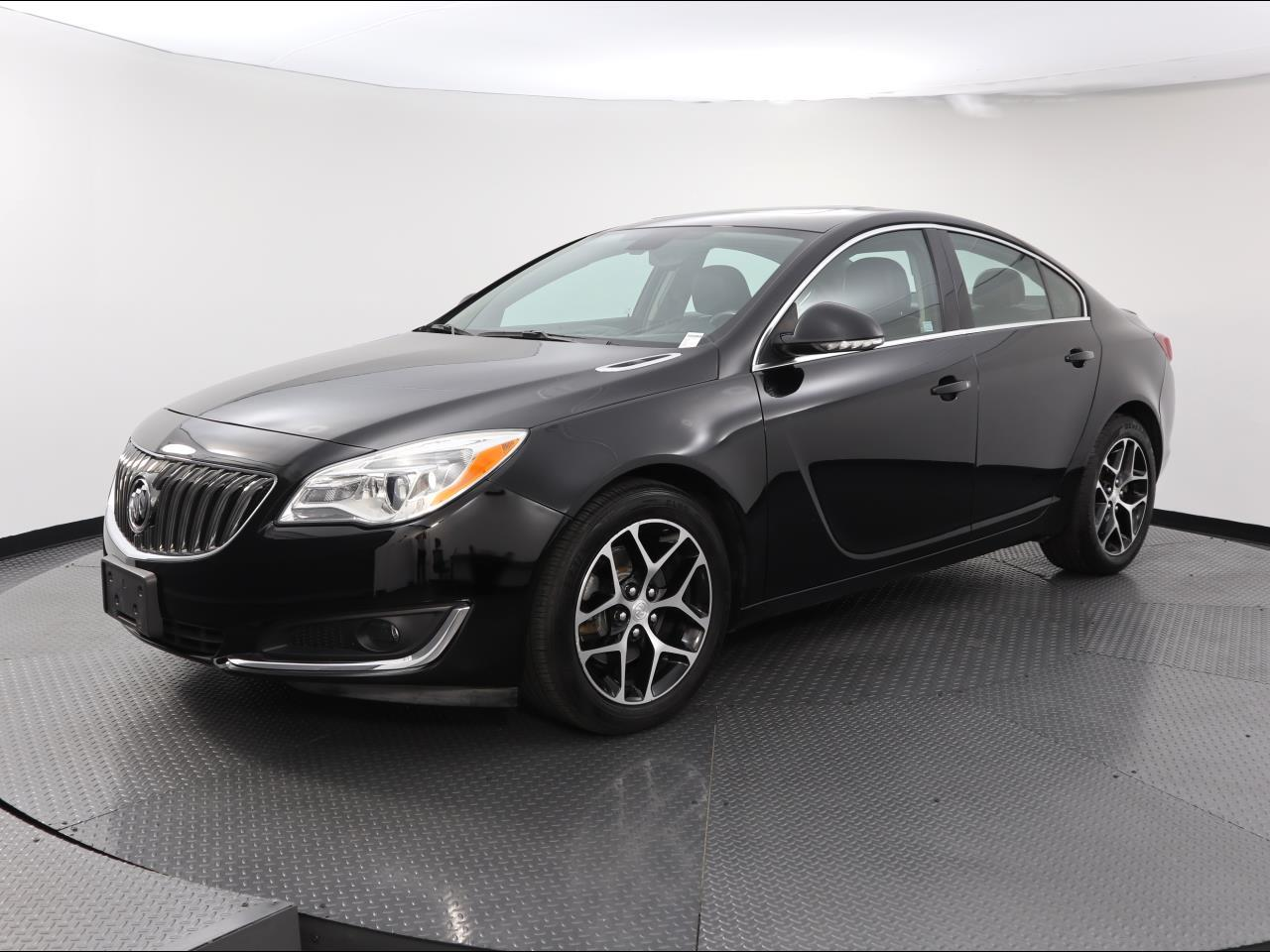 Used BUICK REGAL 2017 WEST PALM SPORT TOURING