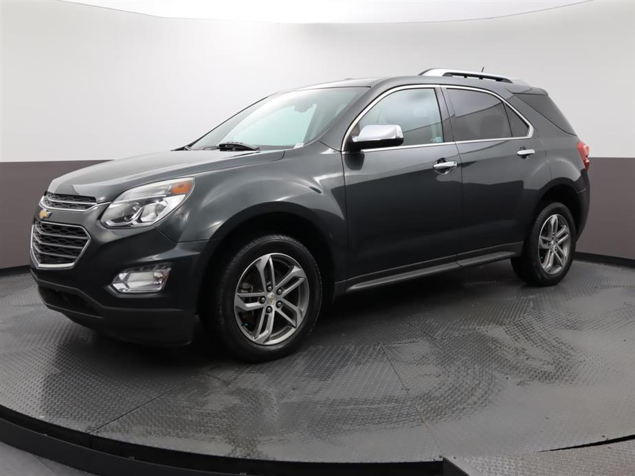 Used CHEVROLET EQUINOX 2017 MIAMI PREMIER