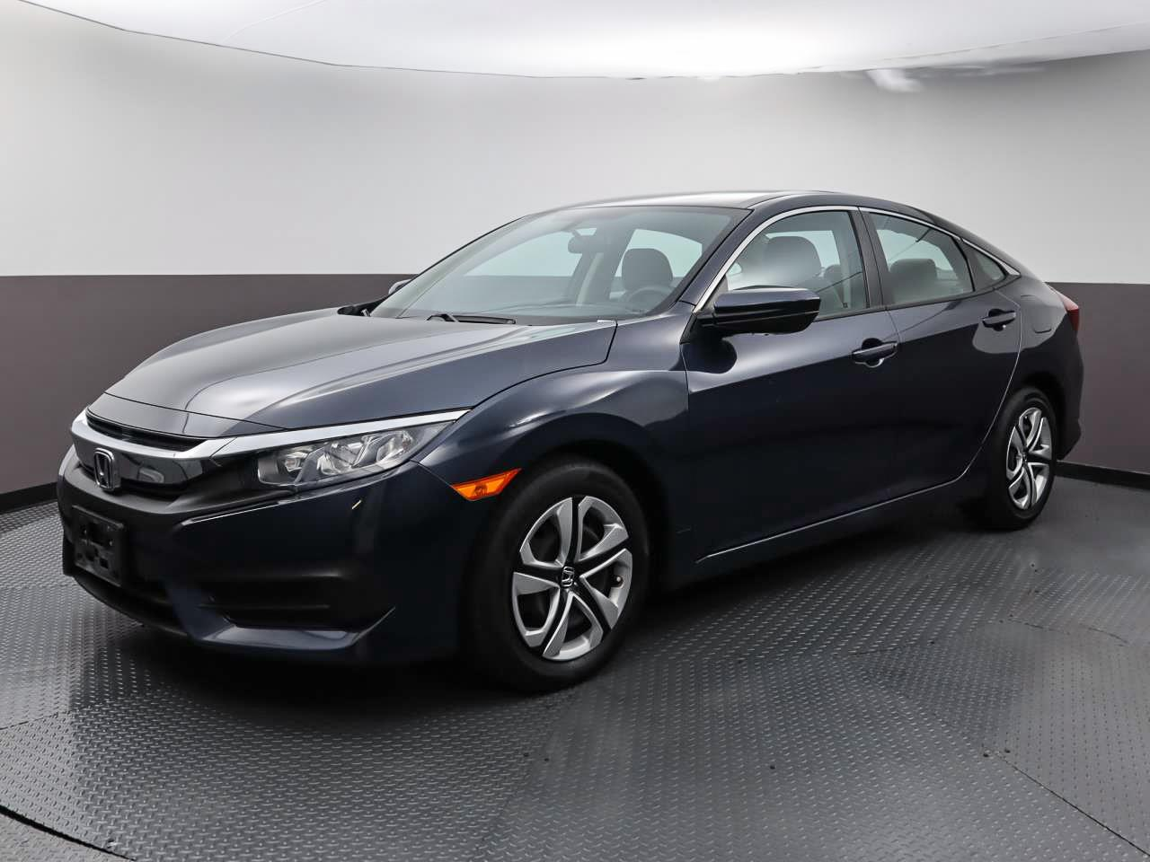Used HONDA CIVIC 2017 WEST PALM LX