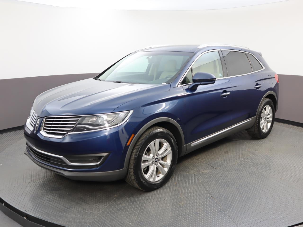 Used LINCOLN MKX 2017 MARGATE PREMIERE