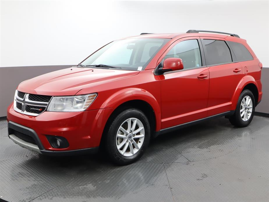 Used DODGE JOURNEY 2018 MARGATE SXT