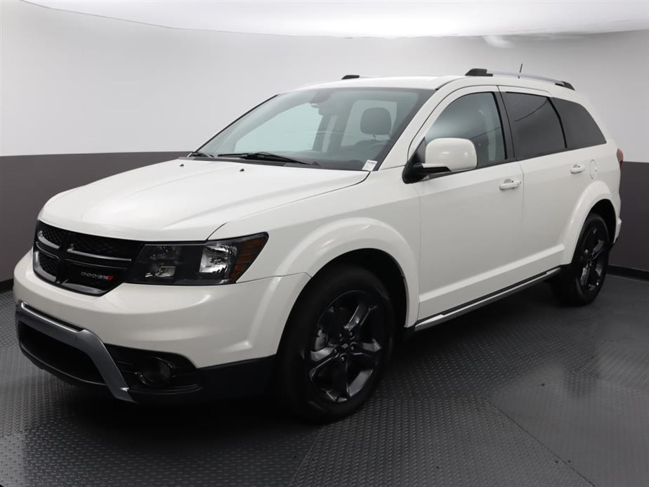 Used DODGE JOURNEY 2019 WEST PALM CROSSROAD