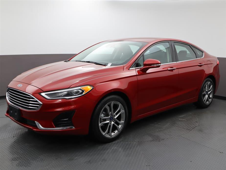 Used FORD FUSION 2020 MARGATE SEL