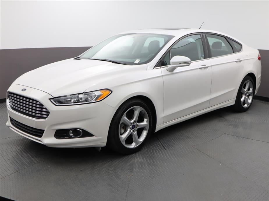 Used FORD FUSION 2016 MARGATE SE