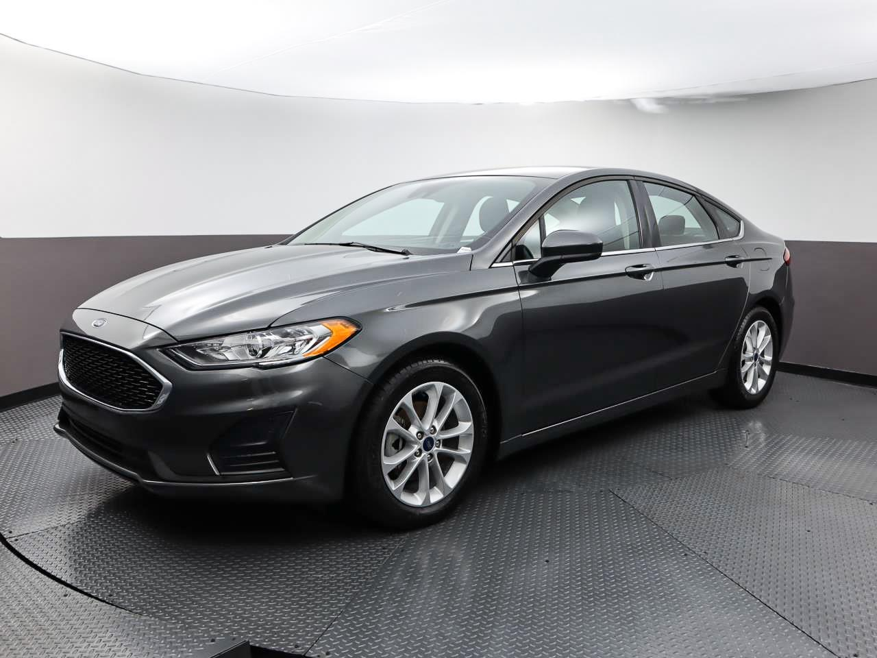 Used FORD FUSION 2019 WEST PALM SE