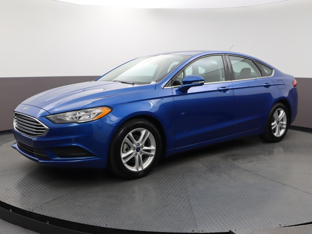 Used FORD FUSION 2018 MIAMI SE