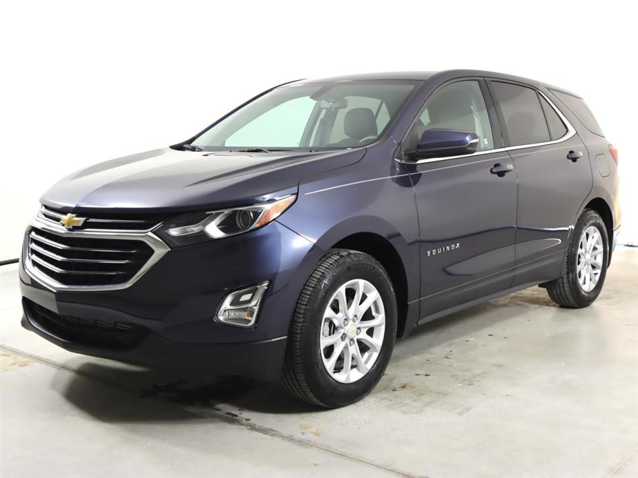 Used CHEVROLET EQUINOX 2018 SAN ANTONIO LT