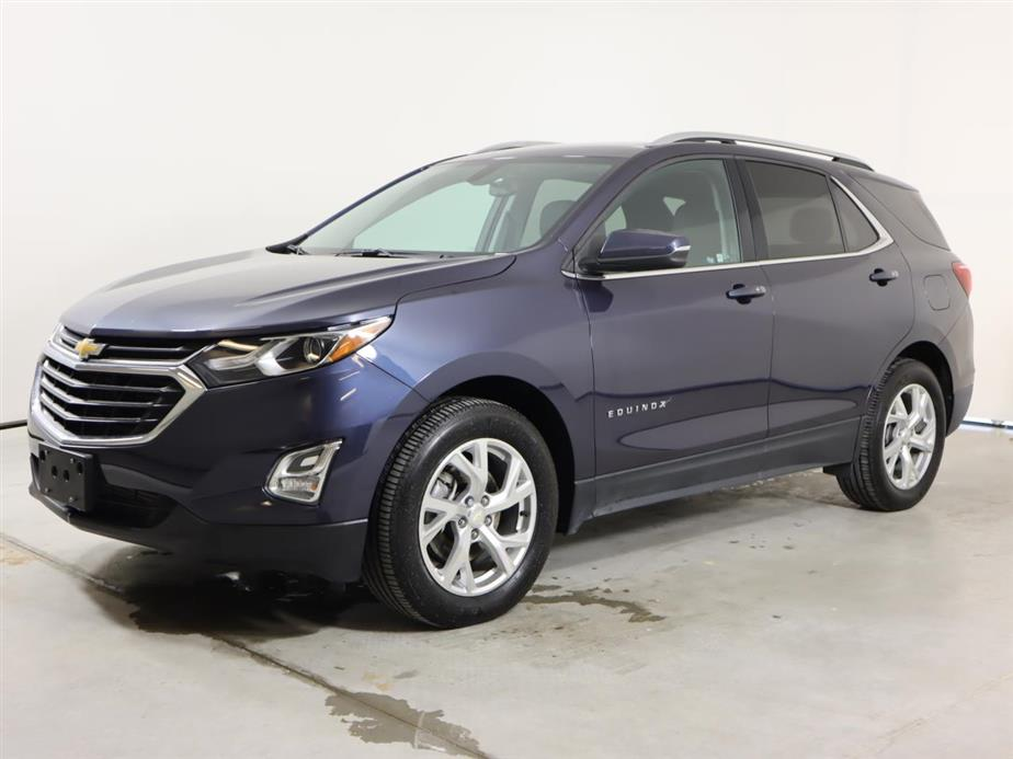 Used CHEVROLET EQUINOX 2019 SAN ANTONIO LT