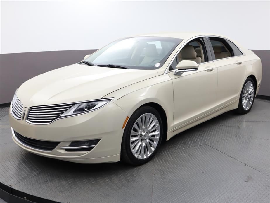Used LINCOLN MKZ 2016 MARGATE