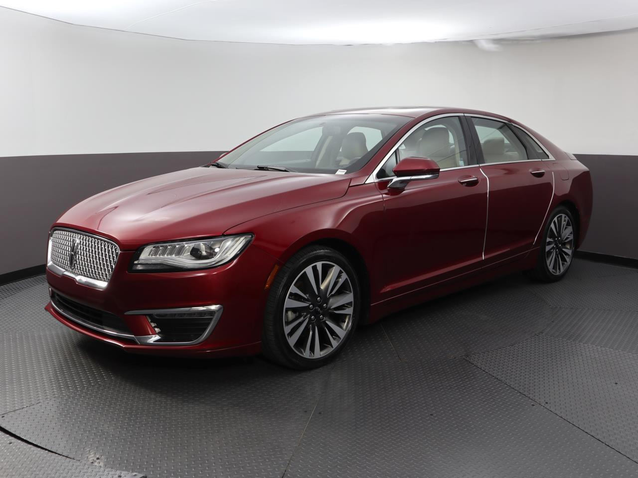Used LINCOLN MKZ 2017 WEST PALM SELECT