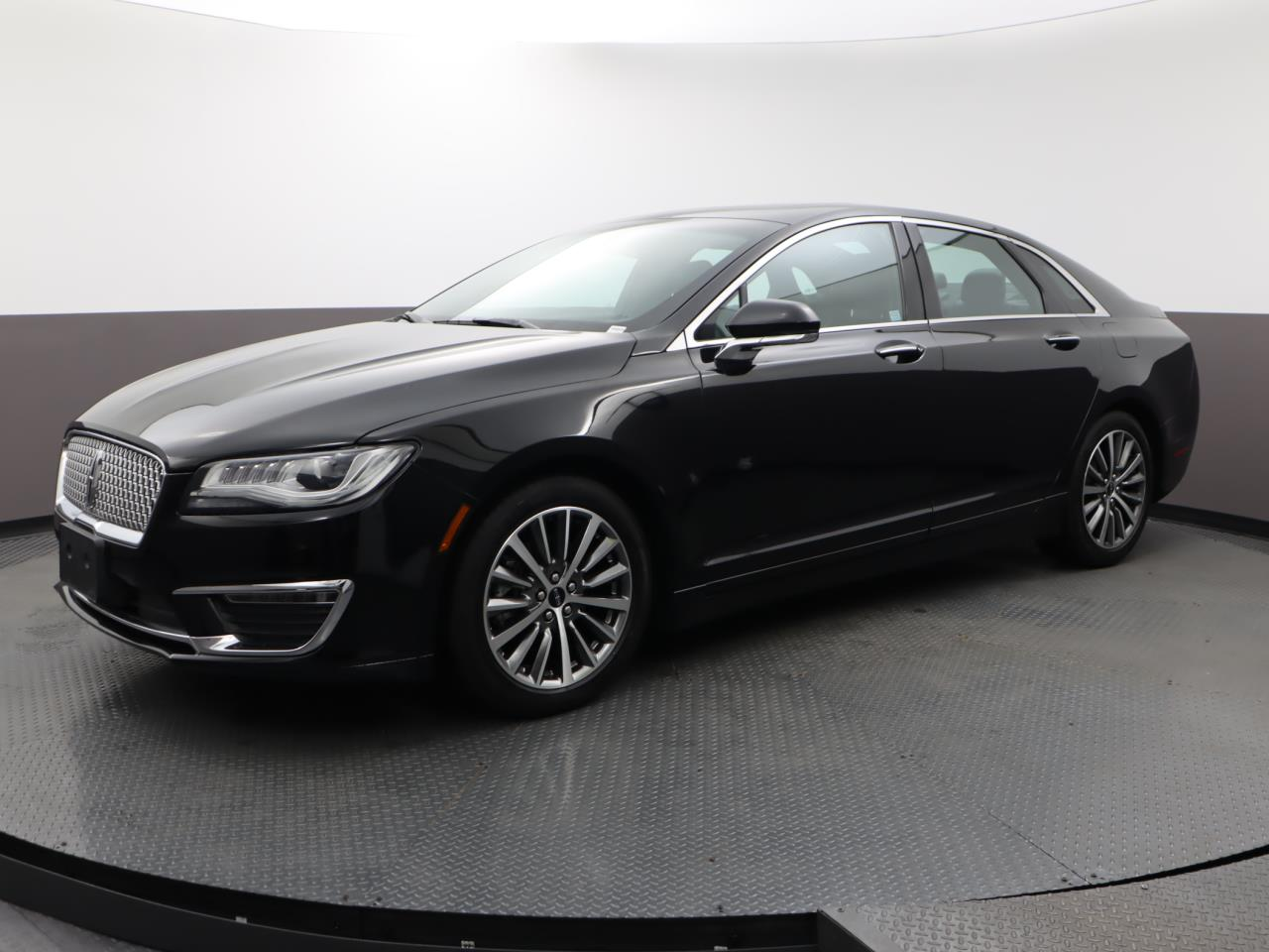 Used LINCOLN MKZ 2017 MIAMI HYBRID SELECT