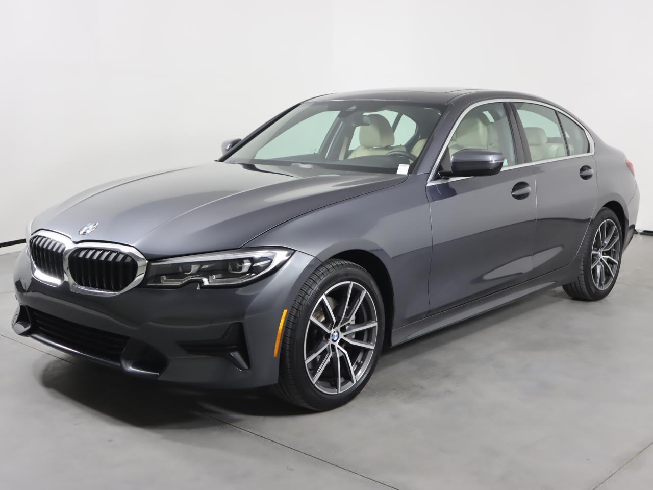 Used BMW 3-SERIES 2020 SAN ANTONIO 330I
