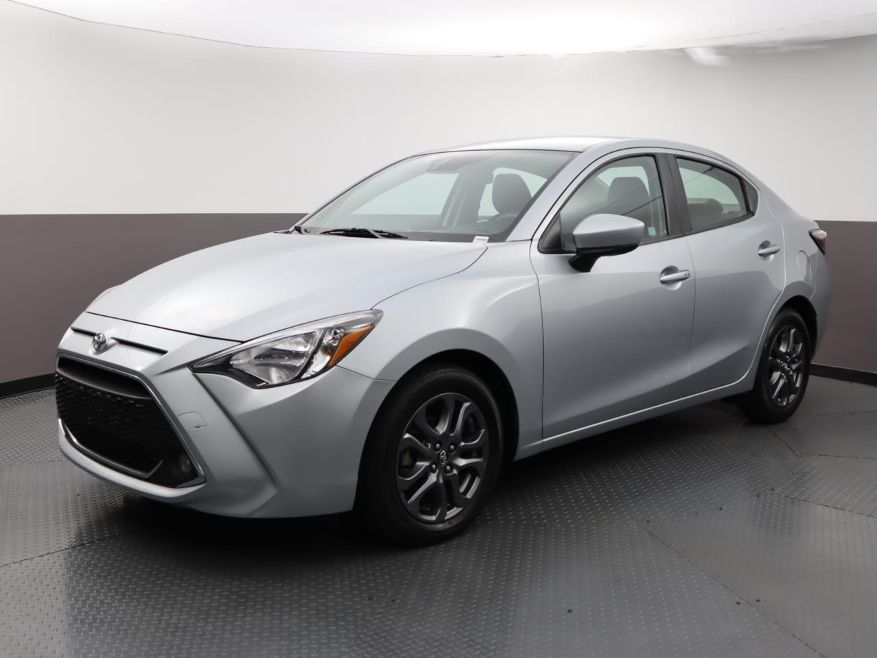 Used TOYOTA YARIS 2019 WEST PALM LE