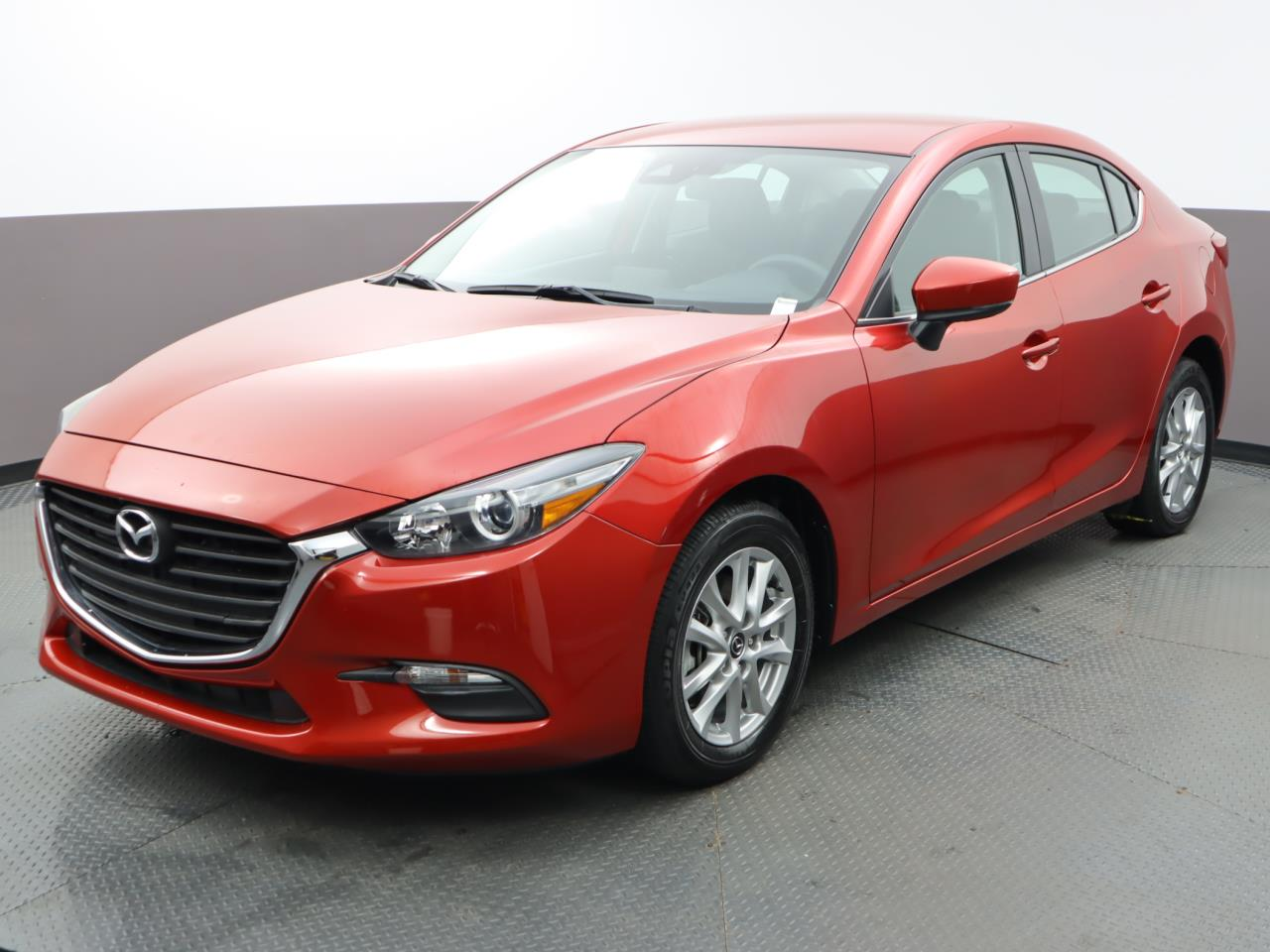 Used MAZDA MAZDA3-4-DOOR 2018 MIAMI SPORT