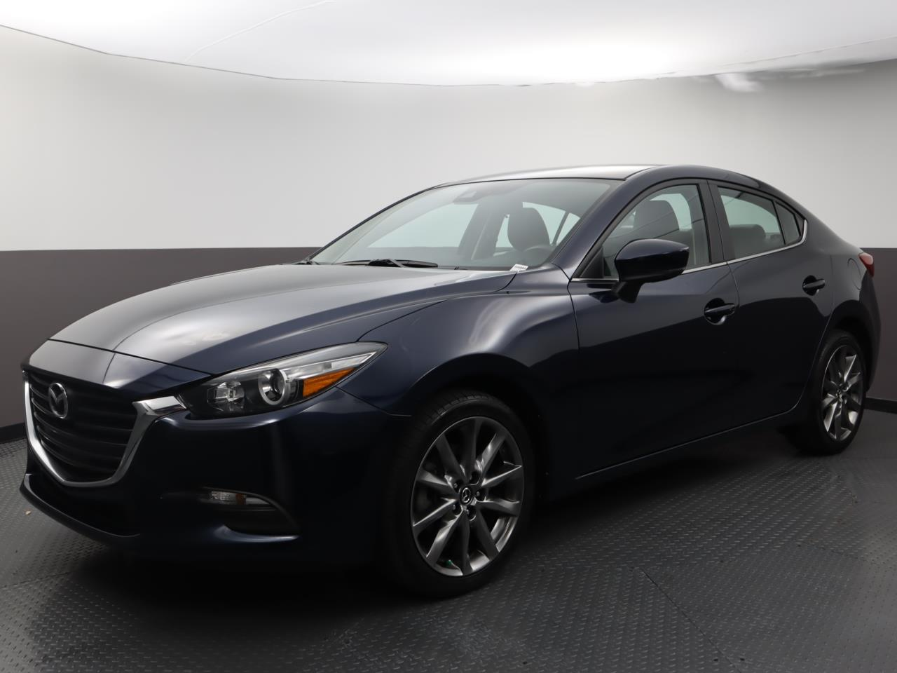 Used MAZDA MAZDA3-4-DOOR 2018 WEST PALM TOURING