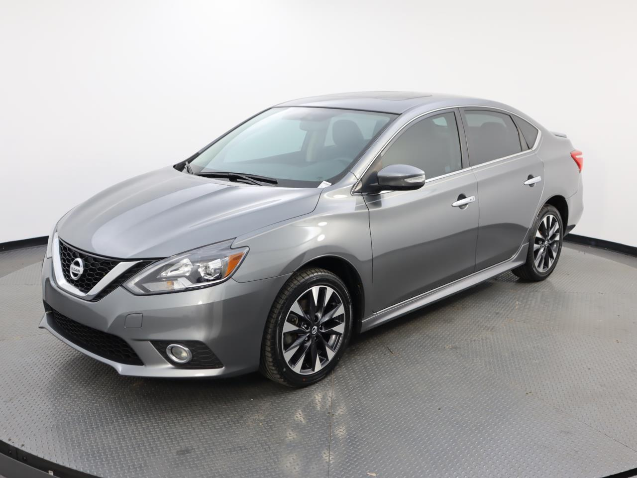 Used NISSAN SENTRA 2017 MIAMI SR TURBO