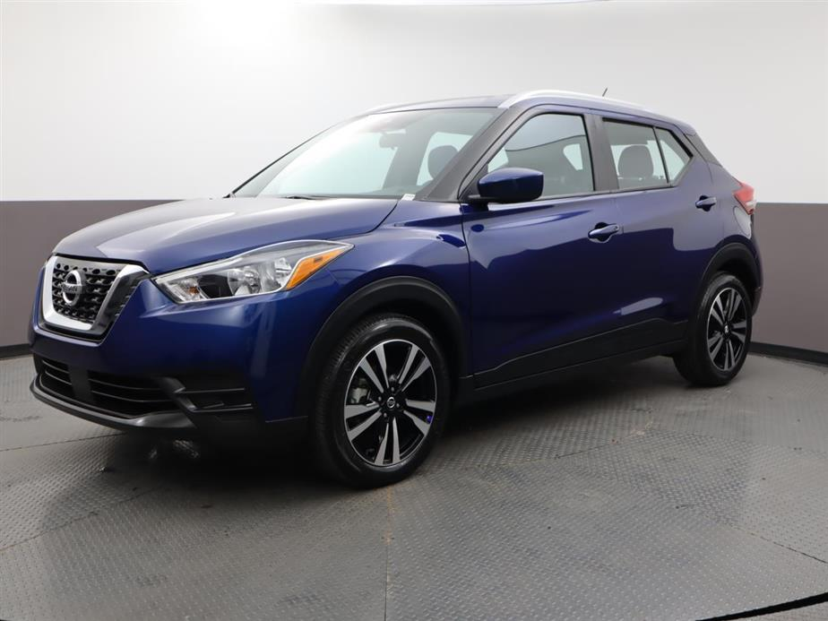 Used NISSAN KICKS 2020 WEST PALM SV