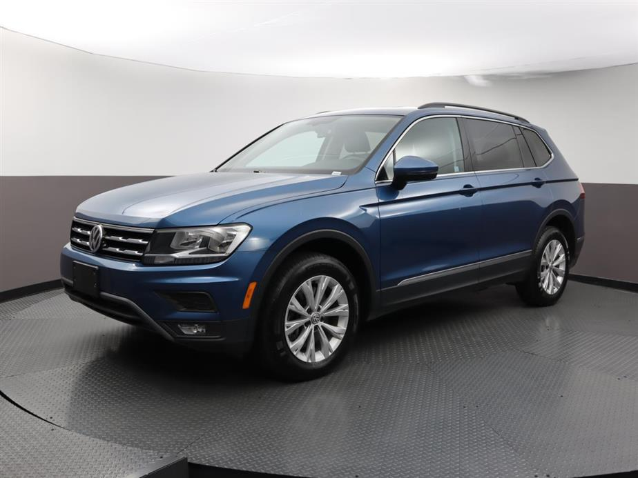 Used VOLKSWAGEN TIGUAN 2018 WEST PALM SE