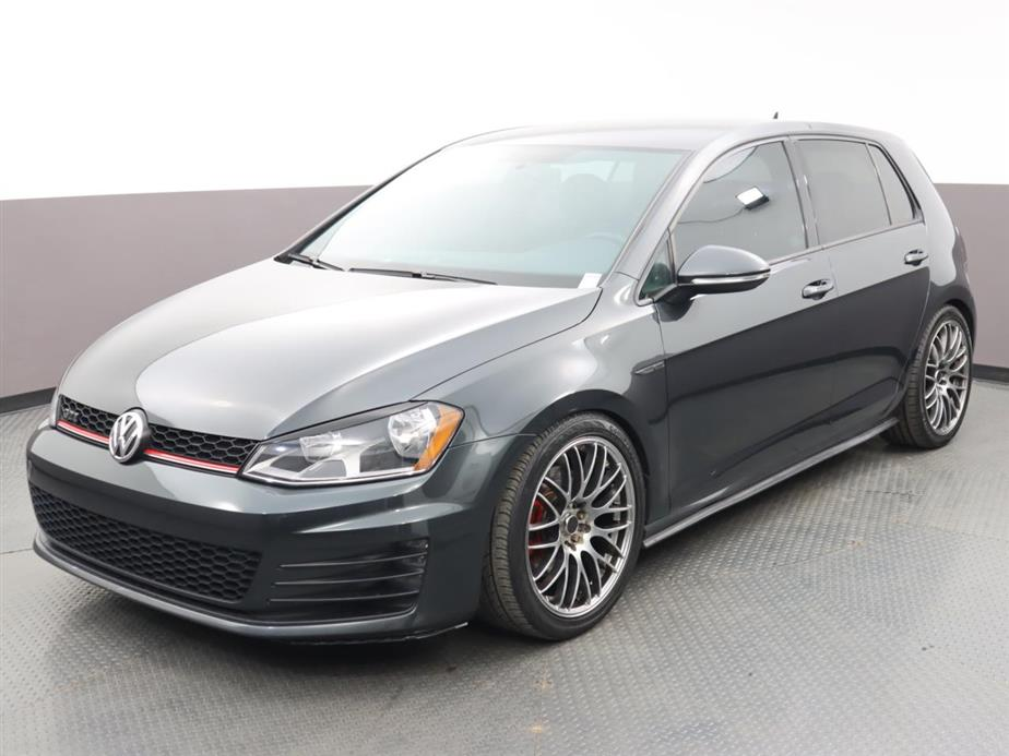 Used VOLKSWAGEN GOLF-GTI 2017 WEST PALM S