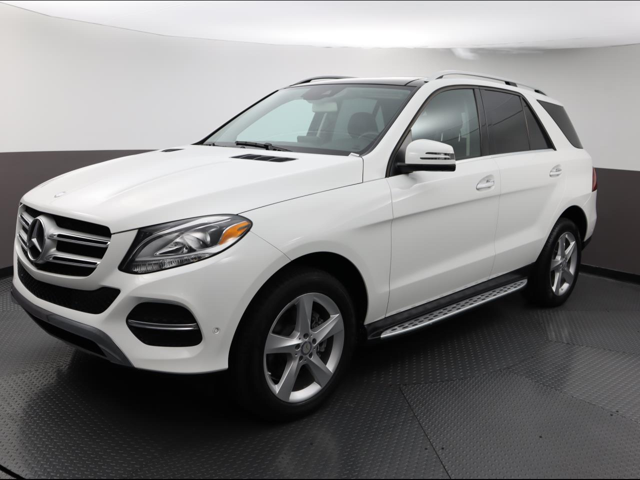 Used MERCEDES-BENZ GLE 2016 WEST PALM GLE 350
