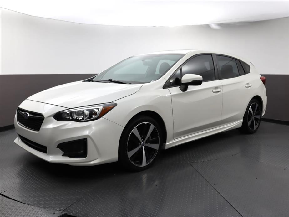 Used SUBARU IMPREZA 2017 WEST PALM SPORT