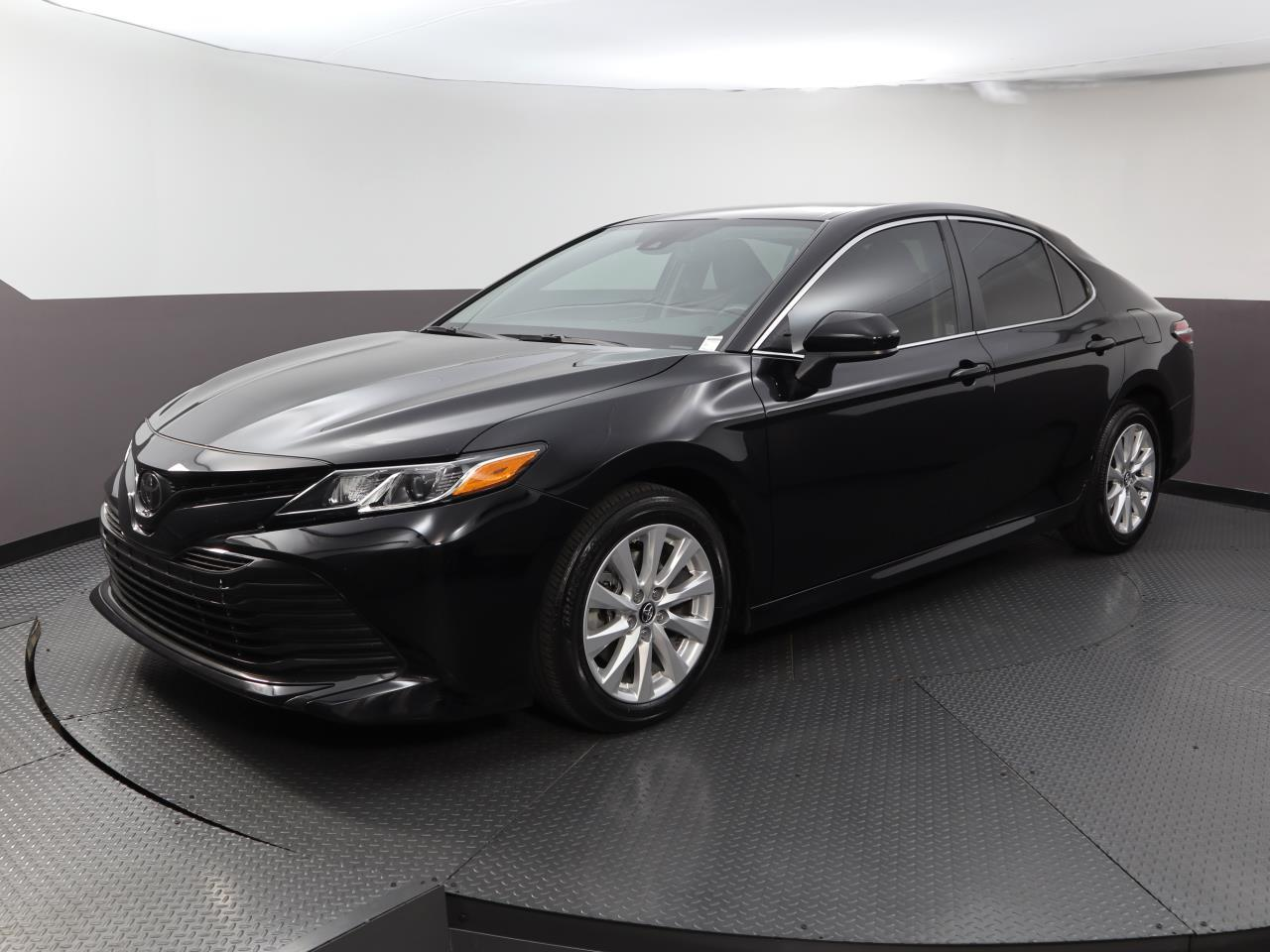 Used TOYOTA CAMRY 2019 WEST PALM LE