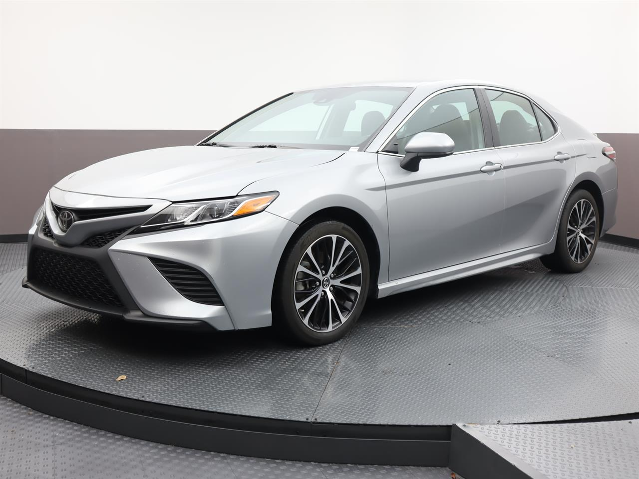 Used TOYOTA CAMRY 2019 WEST PALM SE