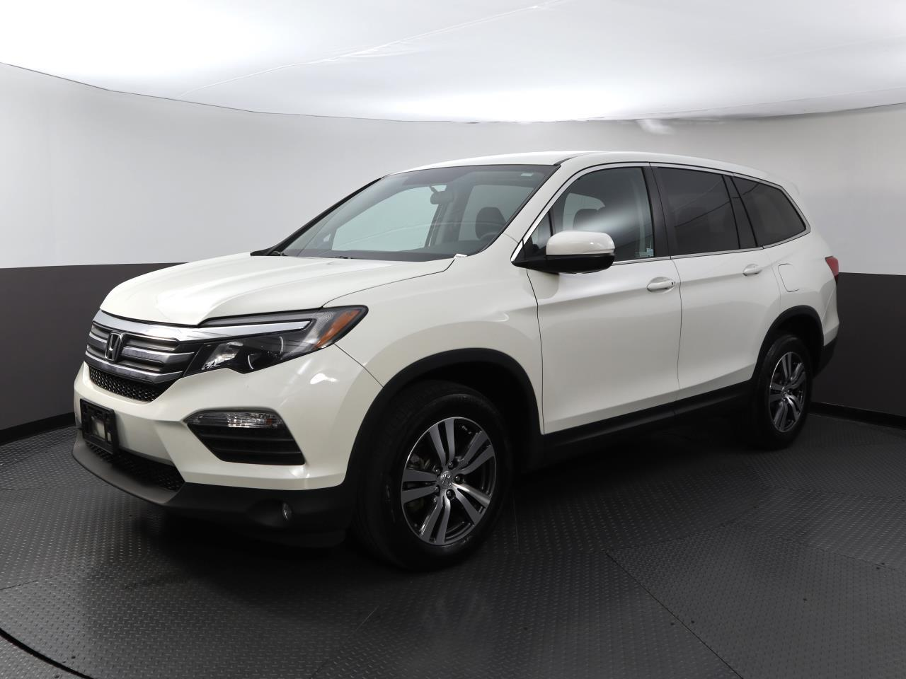 Used HONDA PILOT 2017 WEST PALM EX