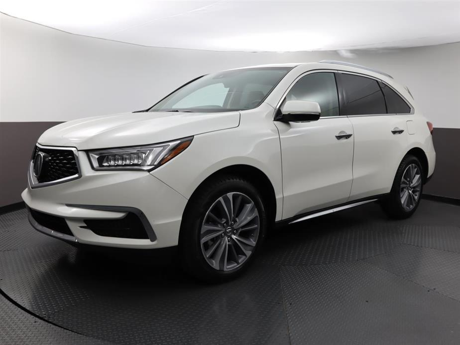 Used ACURA MDX 2017 WEST PALM W/TECHNOLOGY PKG
