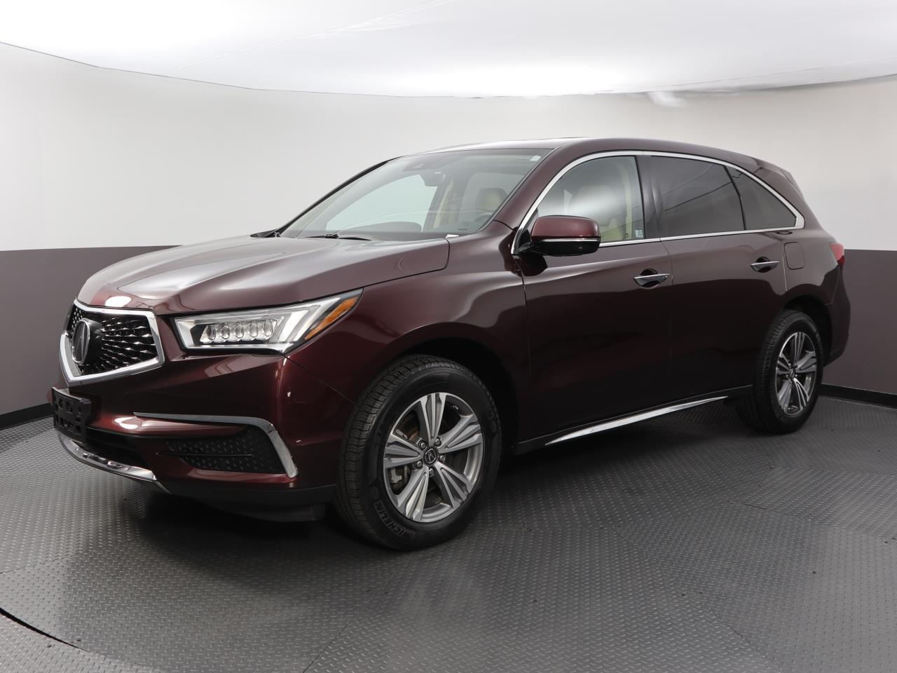 Used ACURA MDX 2017 WEST PALM