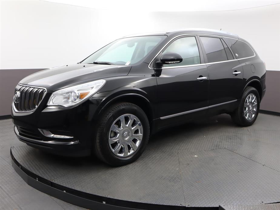 Used BUICK ENCLAVE 2017 MIAMI LEATHER