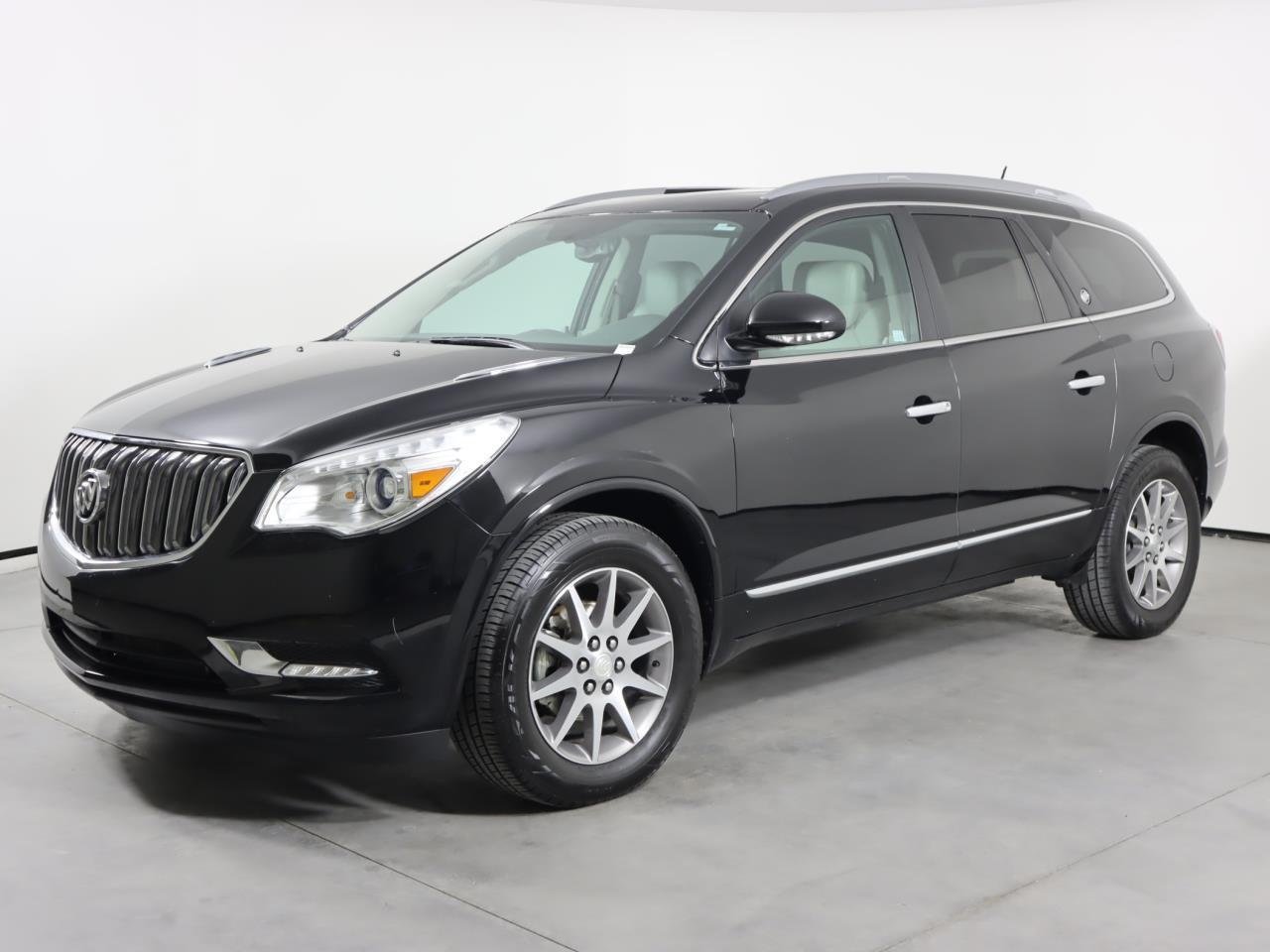 Used BUICK ENCLAVE 2017 SAN ANTONIO LEATHER