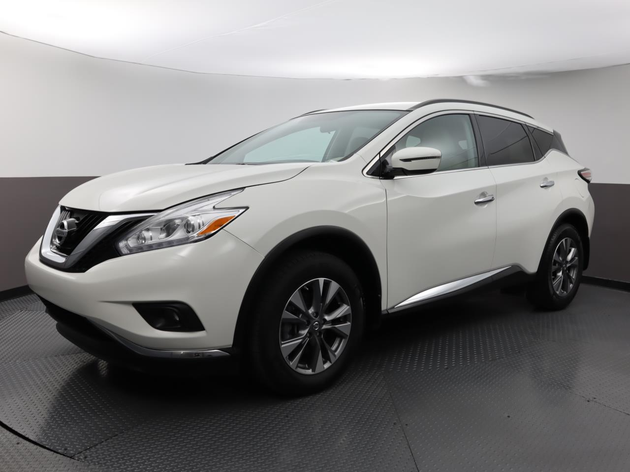 Used NISSAN MURANO 2017 WEST PALM SV
