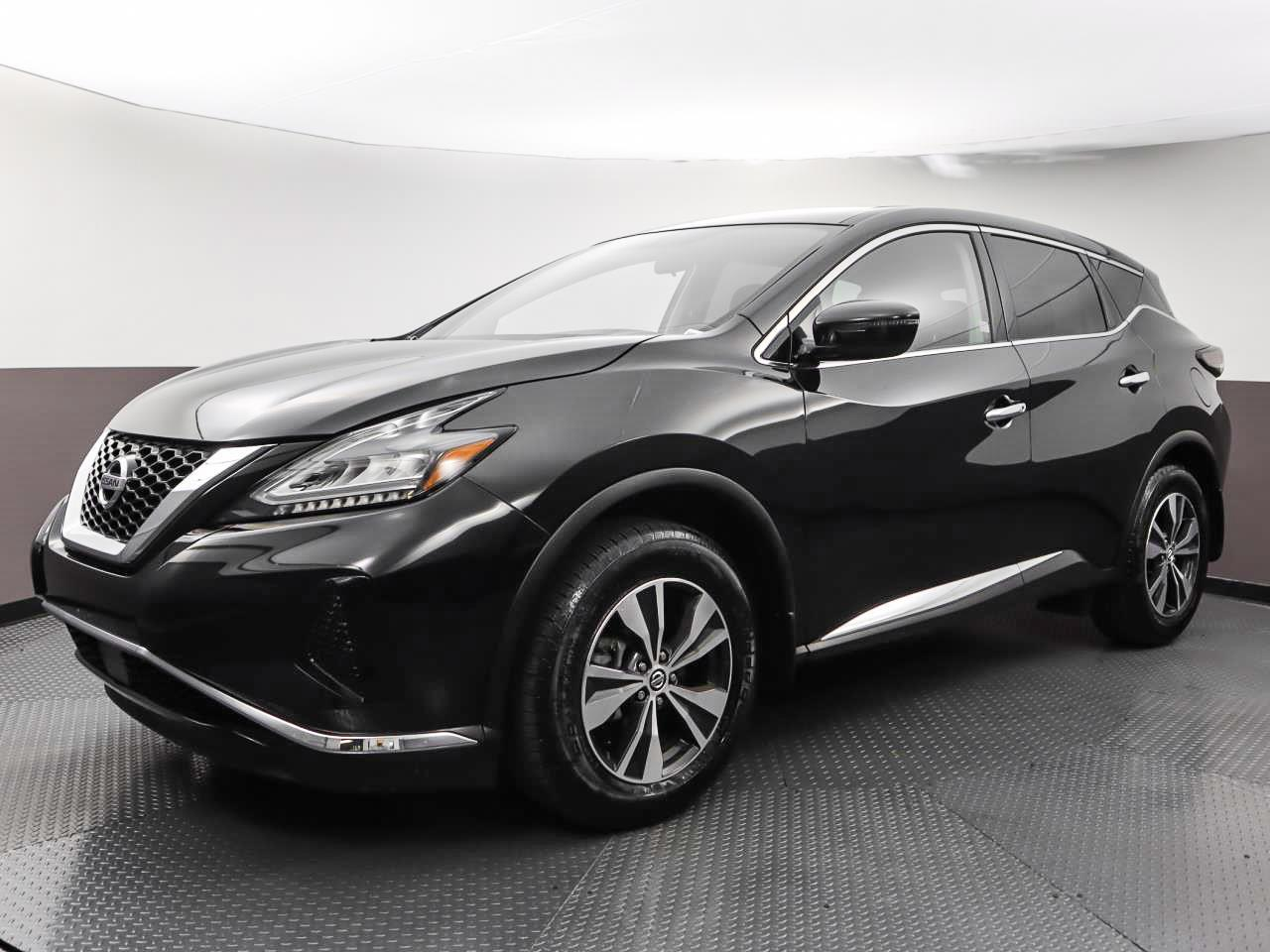 Used NISSAN MURANO 2019 WEST PALM S