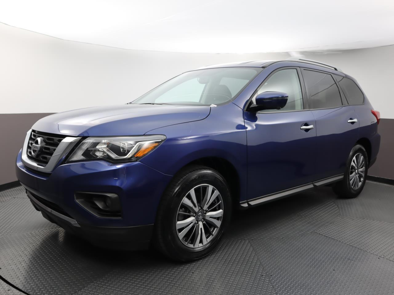 Used NISSAN PATHFINDER 2020 WEST PALM SL