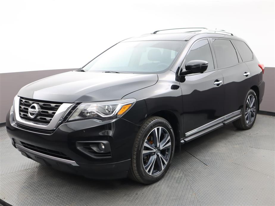 Used NISSAN PATHFINDER 2017 MARGATE PLATINUM