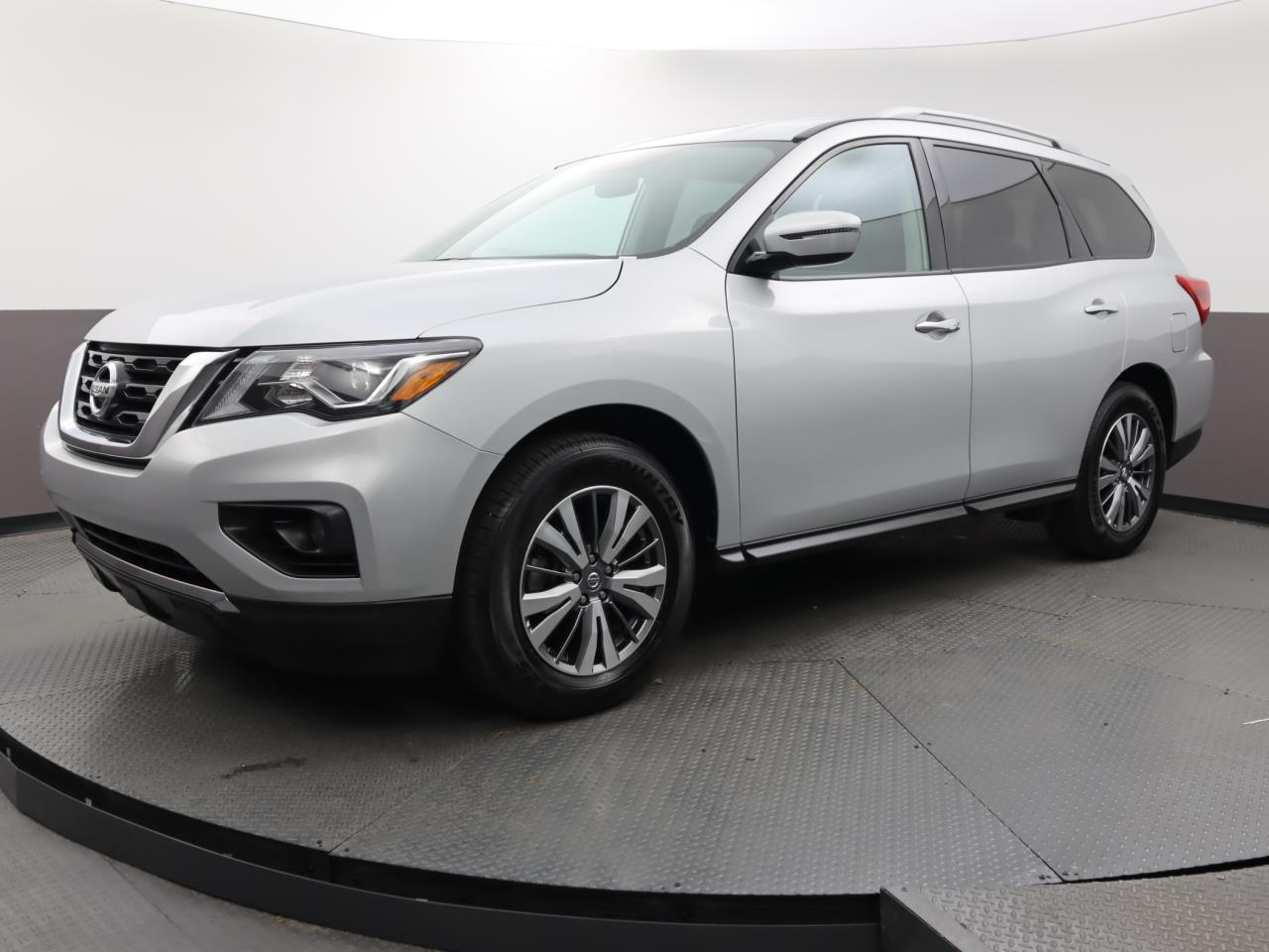 Used NISSAN PATHFINDER 2019 MARGATE SV