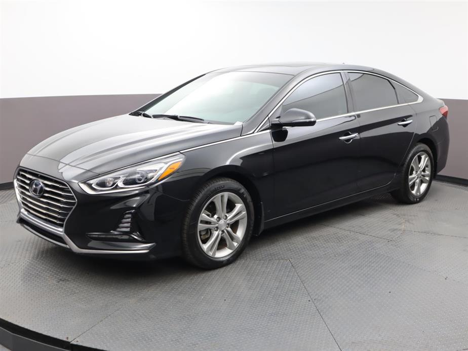 Used HYUNDAI SONATA 2018 MARGATE LIMITED