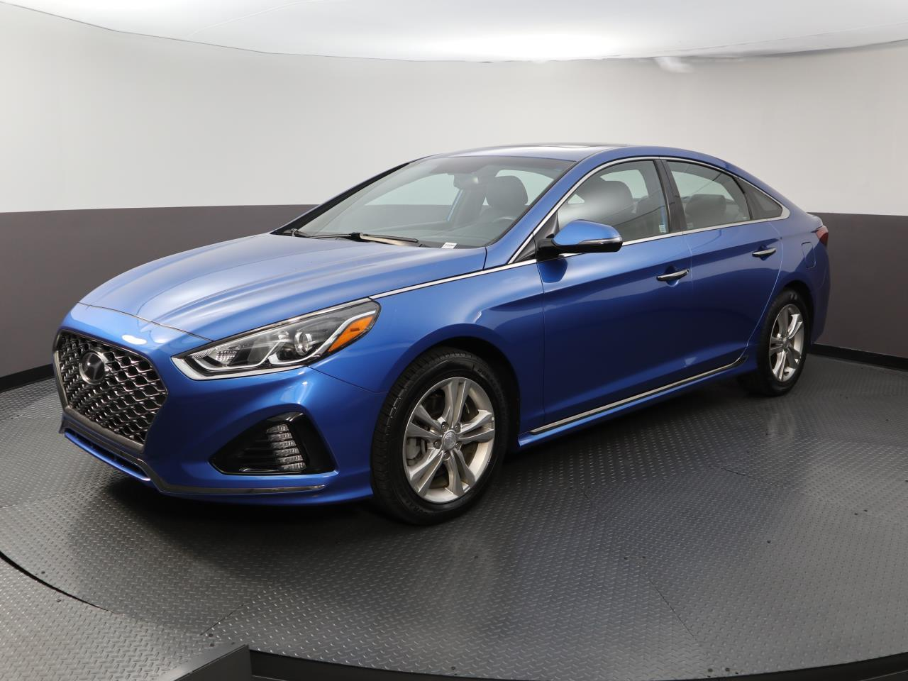 Used HYUNDAI SONATA 2018 WEST PALM SPORT