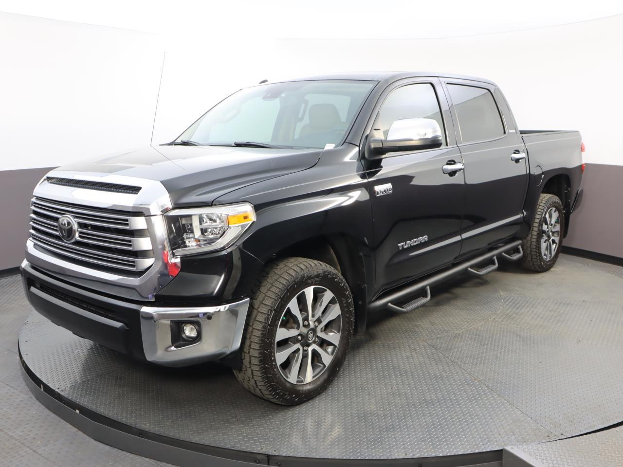 Used TOYOTA TUNDRA-4WD 2018 MIAMI LIMITED