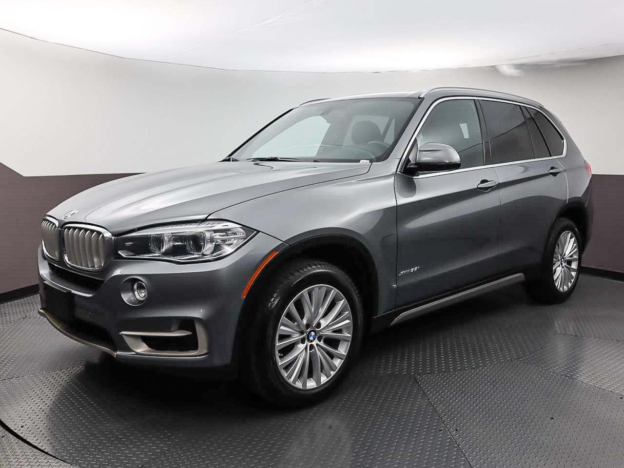 Used BMW X5 2017 WEST PALM XDRIVE35I