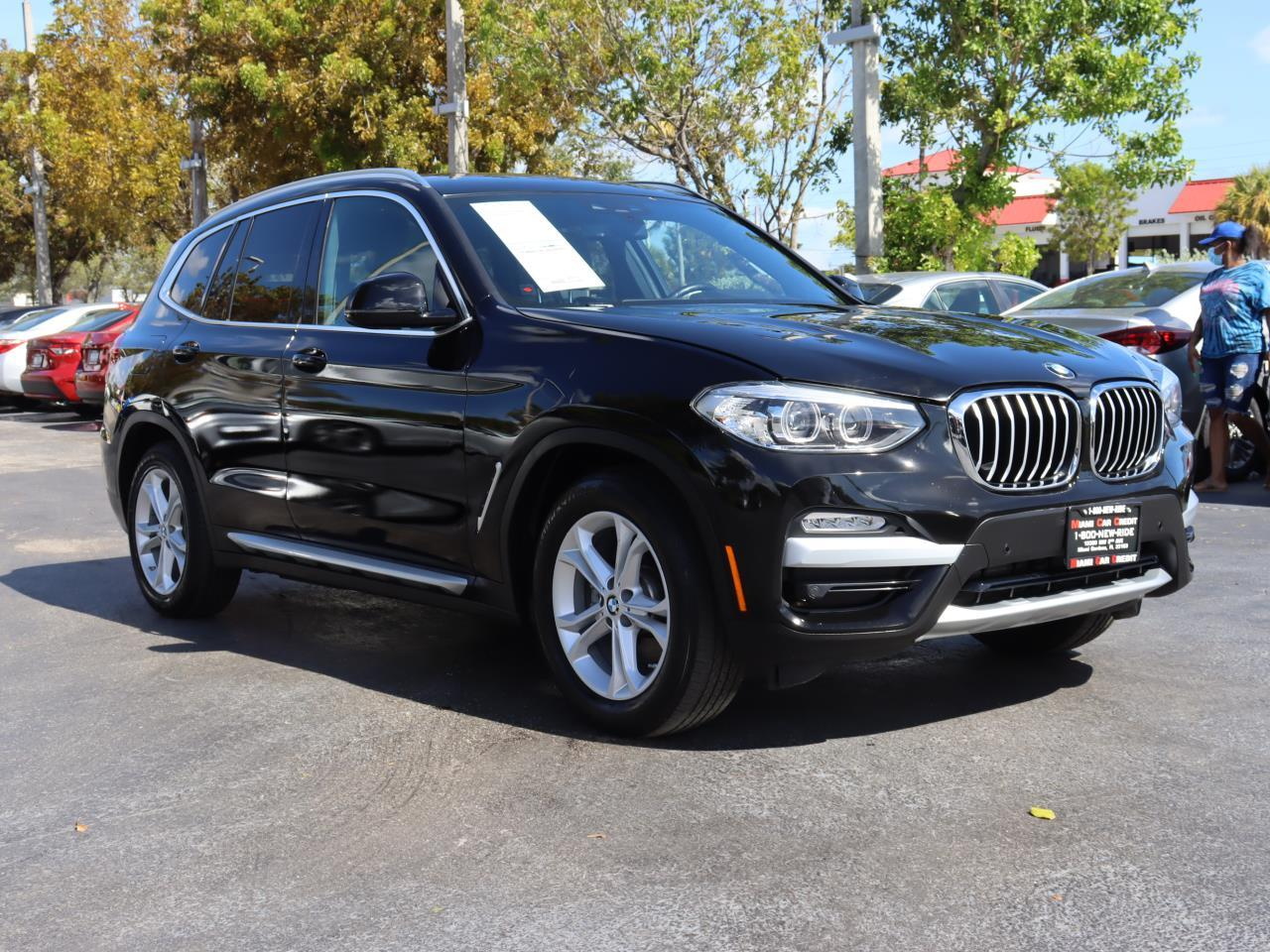 Used BMW X3 2019 MIAMI SDRIVE30I
