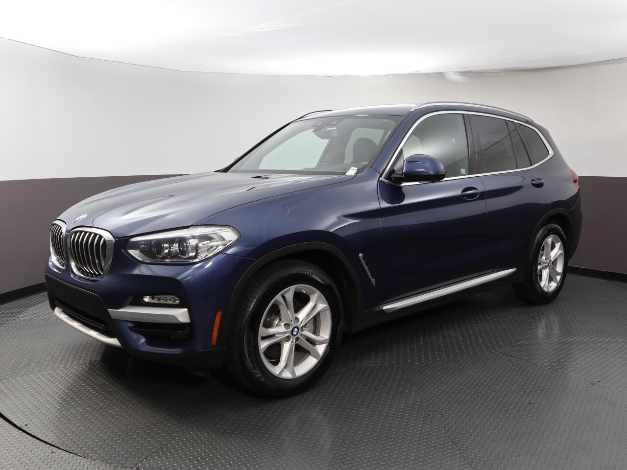 Used BMW X3 2019 WEST PALM SDRIVE30I