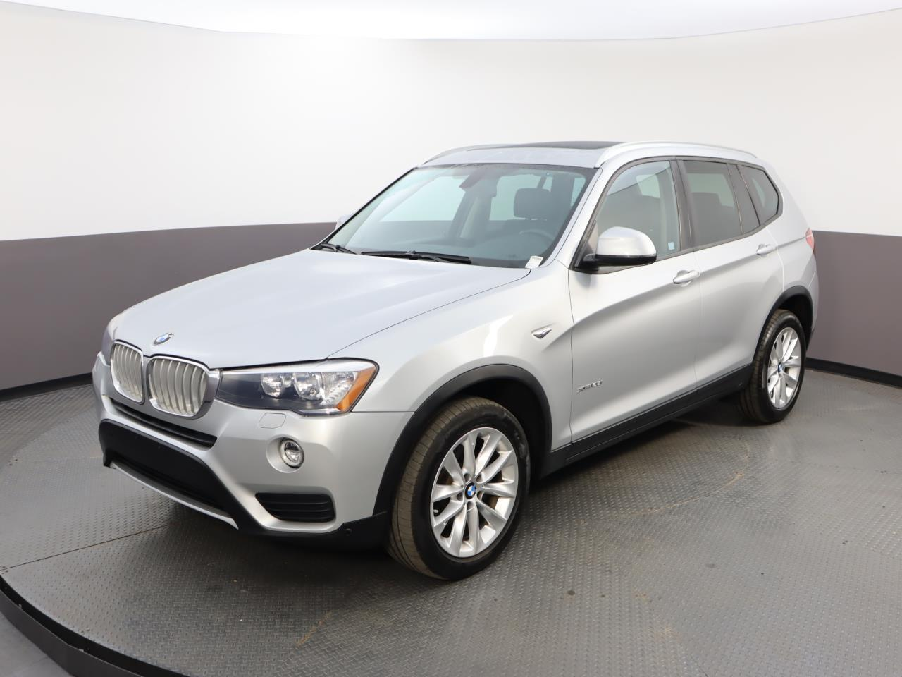Used BMW X3 2017 MIAMI XDRIVE28I