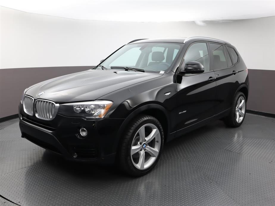 Used BMW X3 2017 MARGATE SDRIVE28I