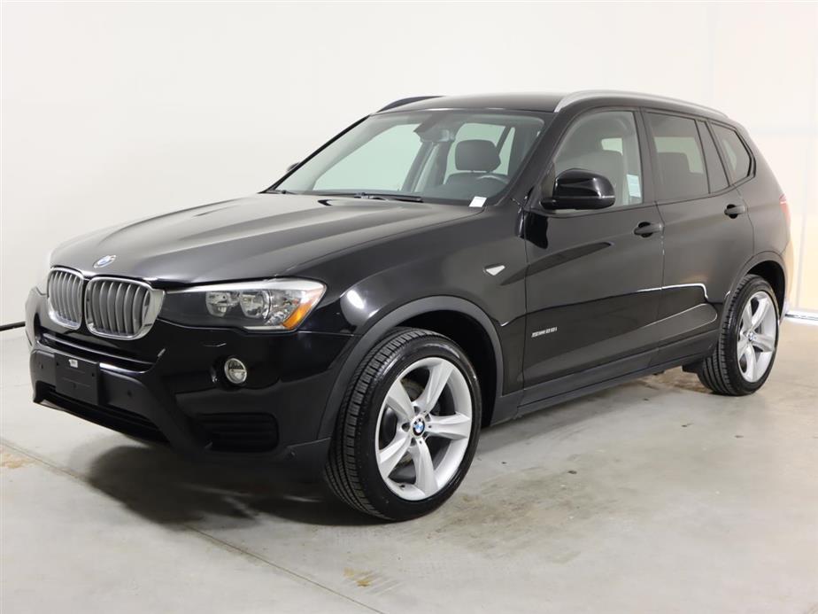 Used BMW X3 2017 SAN ANTONIO SDRIVE28I