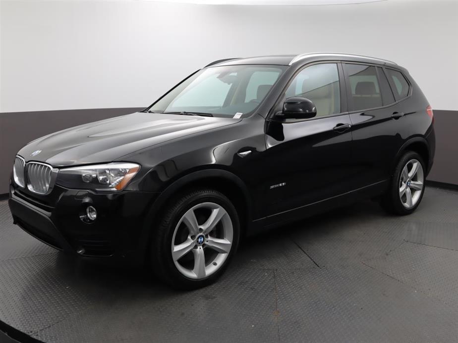 Used BMW X3 2017 WEST PALM SDRIVE28I