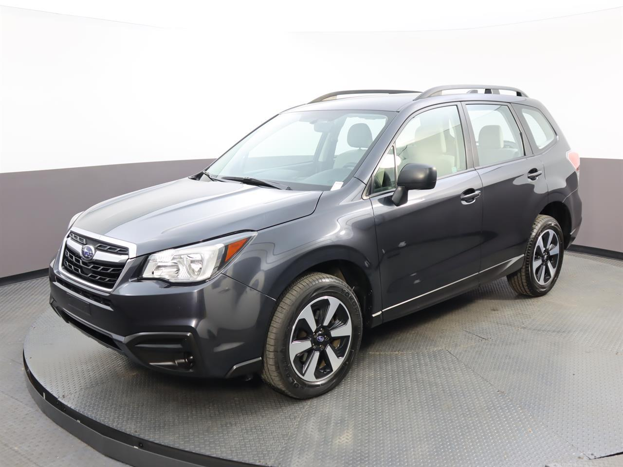 Used SUBARU FORESTER 2018 MIAMI